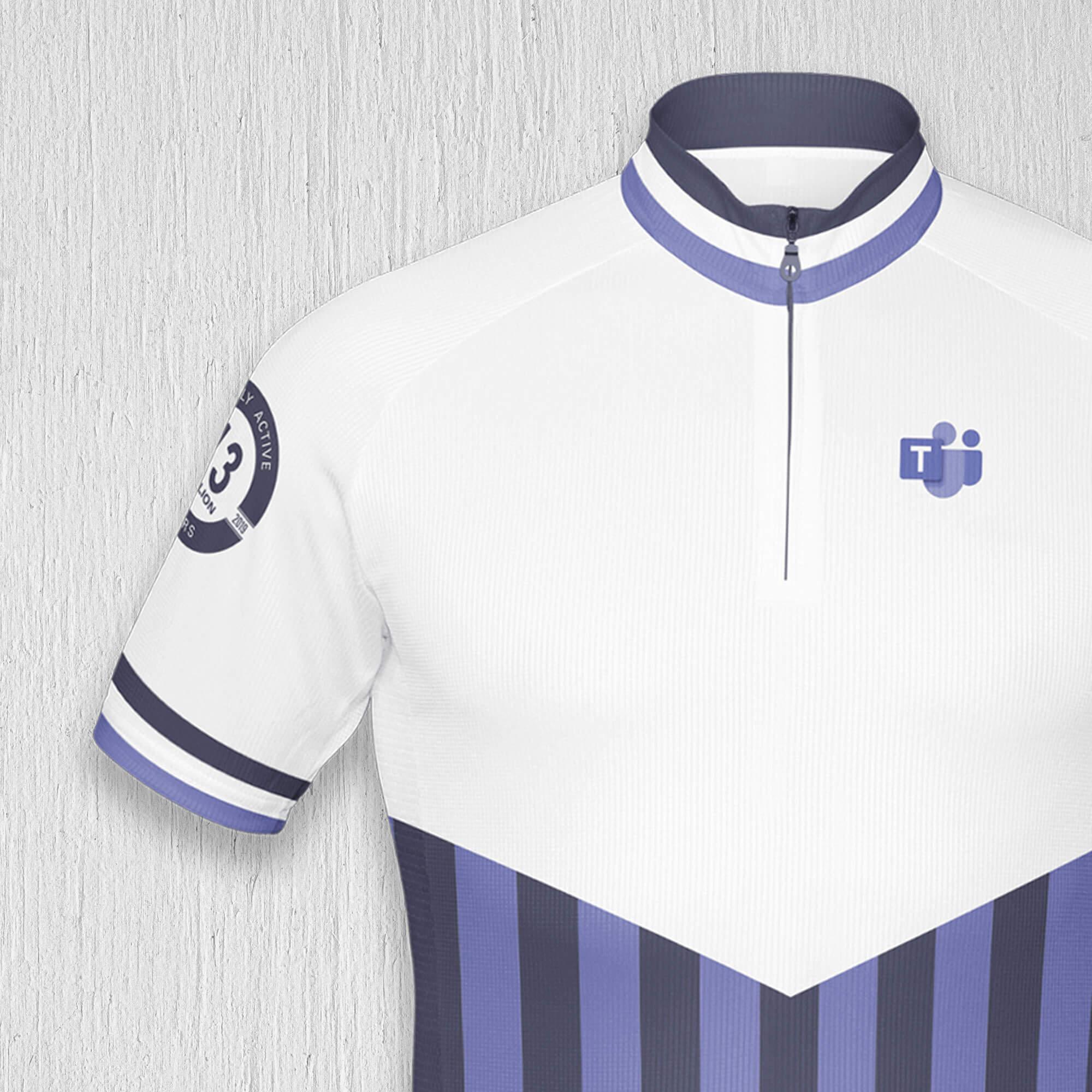 Microsoft Teams Cycling Jersey