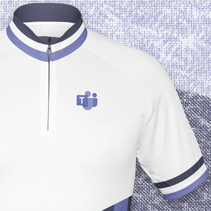 Microsoft Teams Cycling Jersey